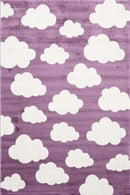 Paddington Pink and White Cloud Kids Rug, [cheapest rugs online], [au rugs], [rugs australia]