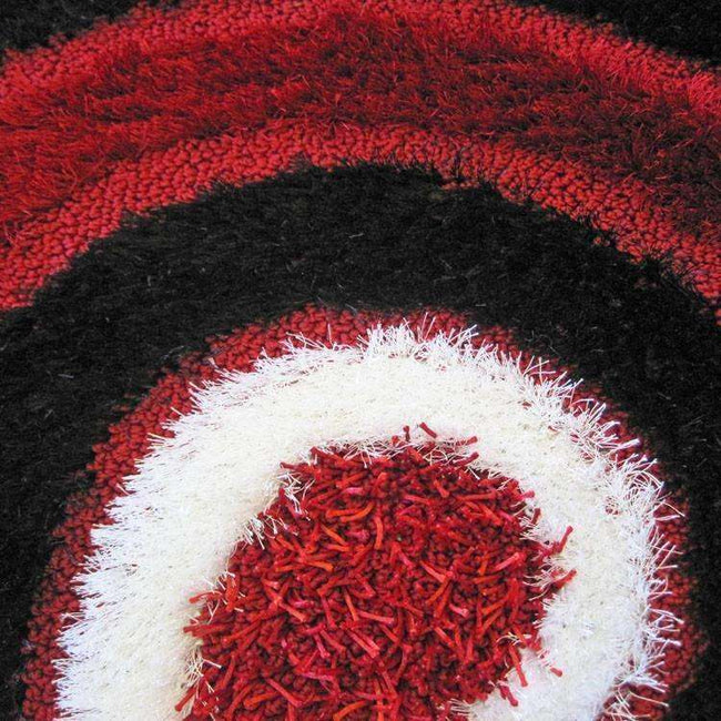 Platinum Luxury Shag 5263 Red Rug, [cheapest rugs online], [au rugs], [rugs australia]