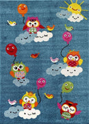 Poppins Kids Fun Balloons Rug, [cheapest rugs online], [au rugs], [rugs australia]