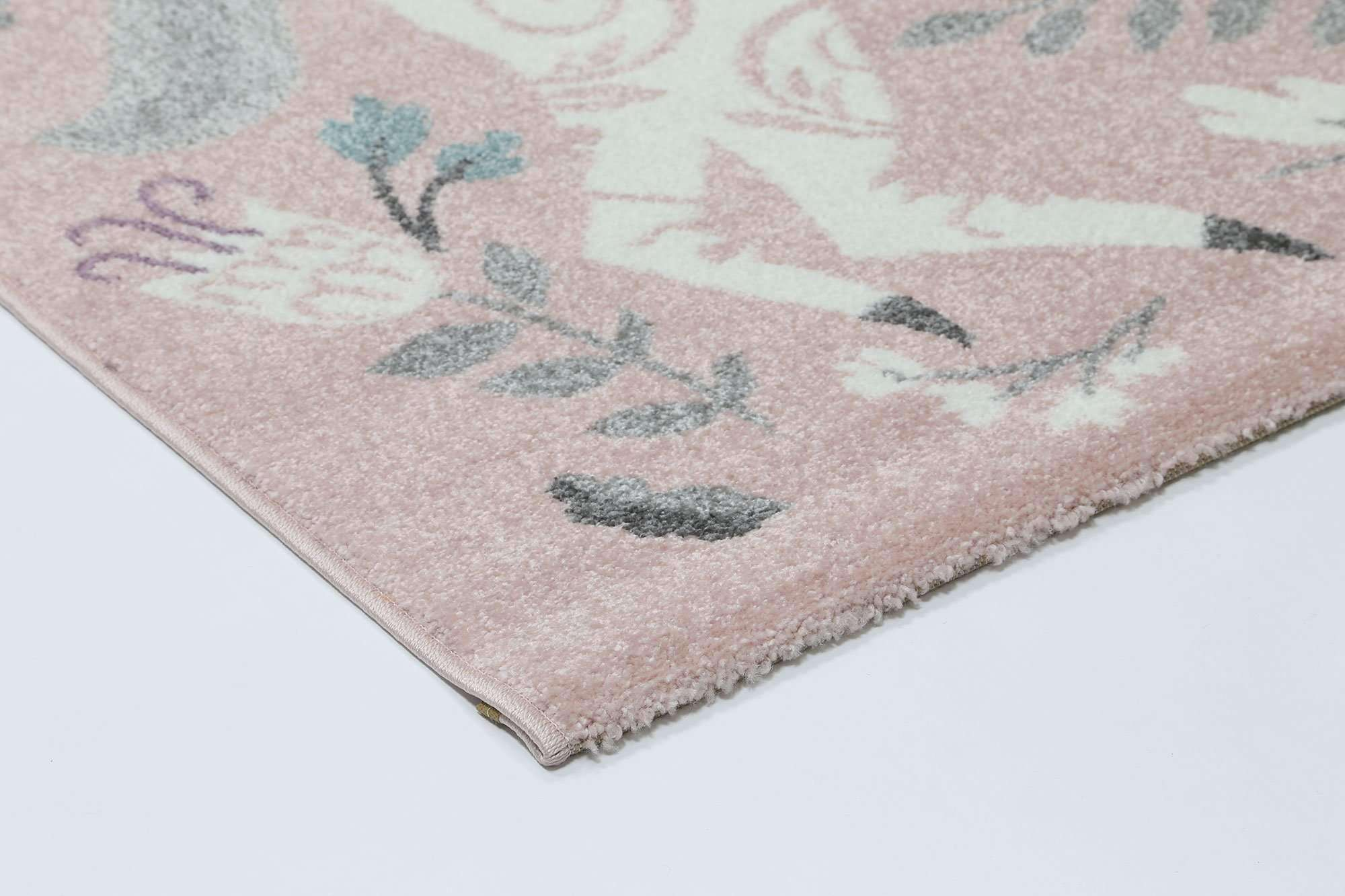 Poppins Kids Unicorn Rug Pink, [cheapest rugs online], [au rugs], [rugs australia]