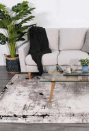 Rio Abstract Beige Grey Rug, [cheapest rugs online], [au rugs], [rugs australia]