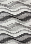 Rio Waves Grey Rug, [cheapest rugs online], [au rugs], [rugs australia]