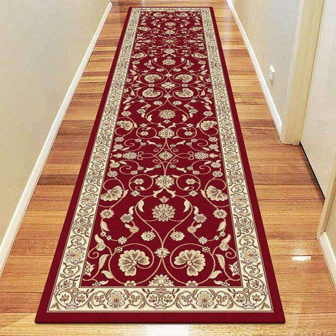 Sydney Oriental Traditional 8001 Red Rug, [cheapest rugs online], [au rugs], [rugs australia]