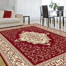 Sydney Oriental Traditional 8003 Red Rug, [cheapest rugs online], [au rugs], [rugs australia]