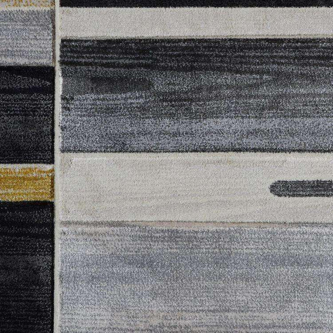 Tribe Modern Collection 2089 Gold Rug, [cheapest rugs online], [au rugs], [rugs australia]