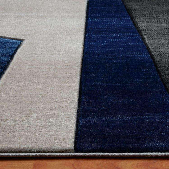 Tribe Modern Collection 2095 Grey Rug, [cheapest rugs online], [au rugs], [rugs australia]