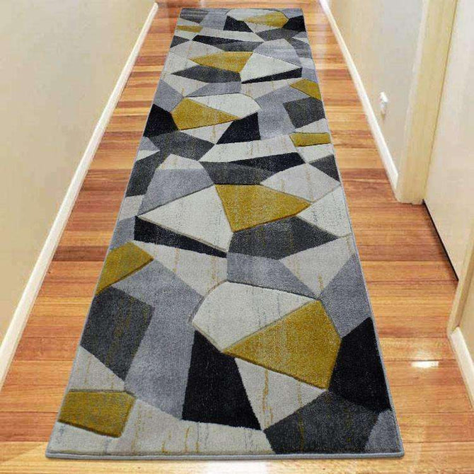 Tribe Modern Collection 2102 Gold Rug, [cheapest rugs online], [au rugs], [rugs australia]