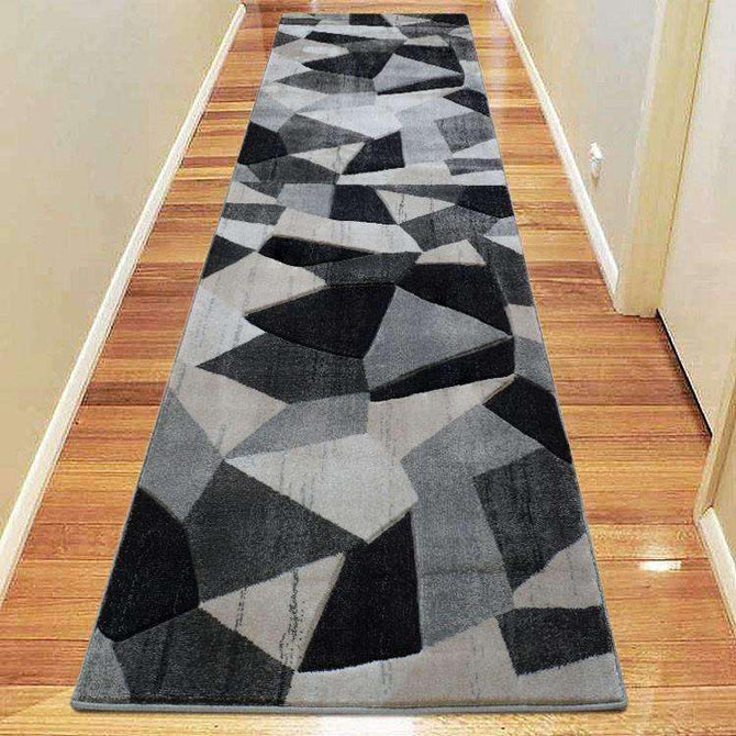 Tribe Modern Collection 2102 Grey Rug, [cheapest rugs online], [au rugs], [rugs australia]