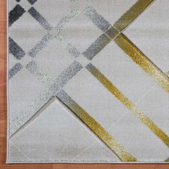 Tribe Modern Collection 782 Gold Rug, [cheapest rugs online], [au rugs], [rugs australia]