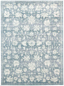 Viera Modern Distressed Ziegler Turquoise, [cheapest rugs online], [au rugs], [rugs australia]