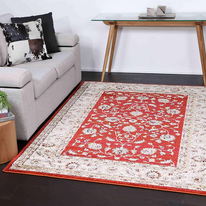 Viera Vintage Ziegler Rust, [cheapest rugs online], [au rugs], [rugs australia]