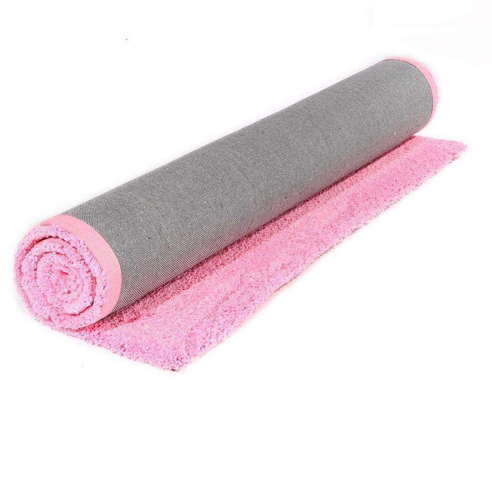 Cozy Super Soft Shaggy Pink Rug, [cheapest rugs online], [au rugs], [rugs australia]