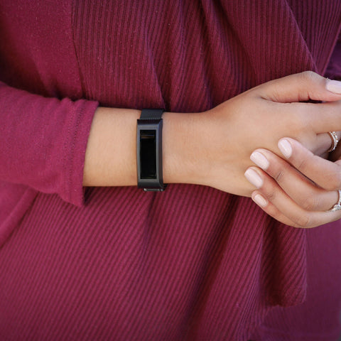 Black Edition Band for Fitbit Alta