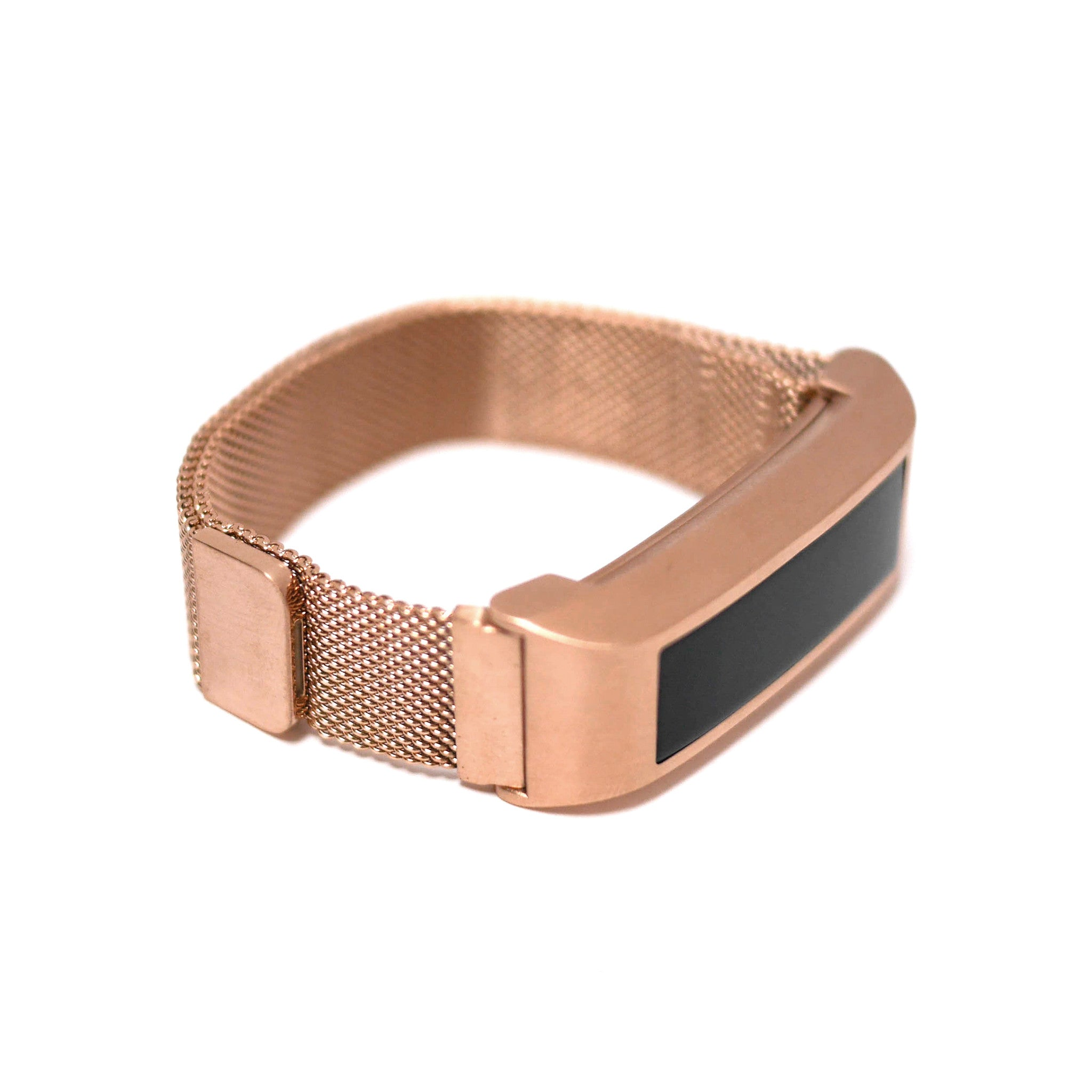 morstep fitbit alta bracelet rose gold jewelry accessories