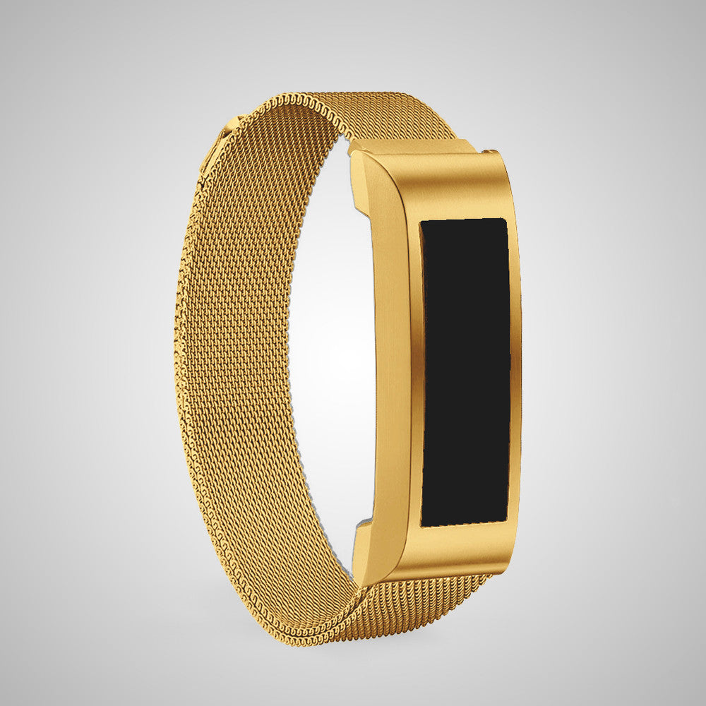 fitbit alta bands gold edition