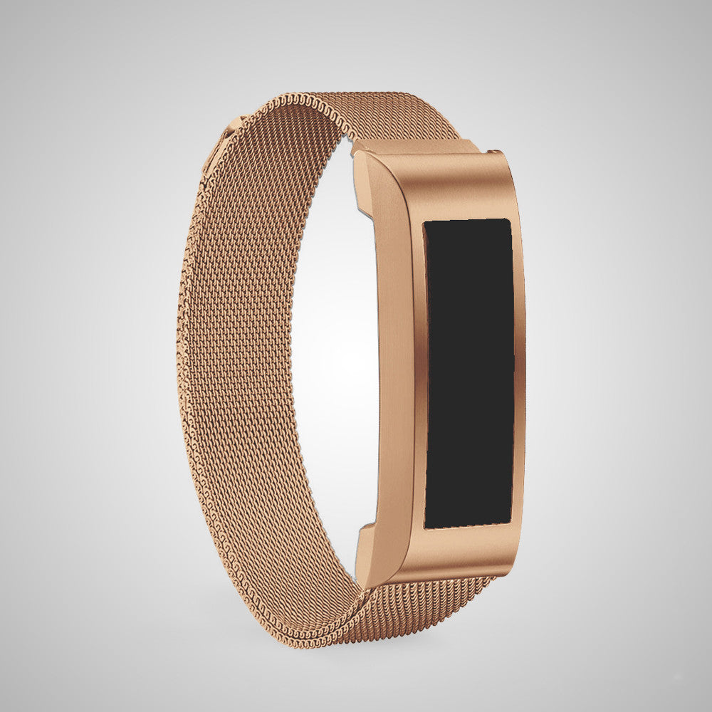 fitbit alta bands rose gold edition