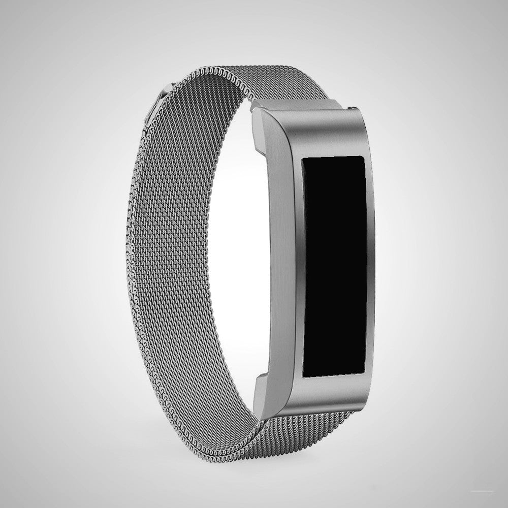fitbit alta bands silver edition
