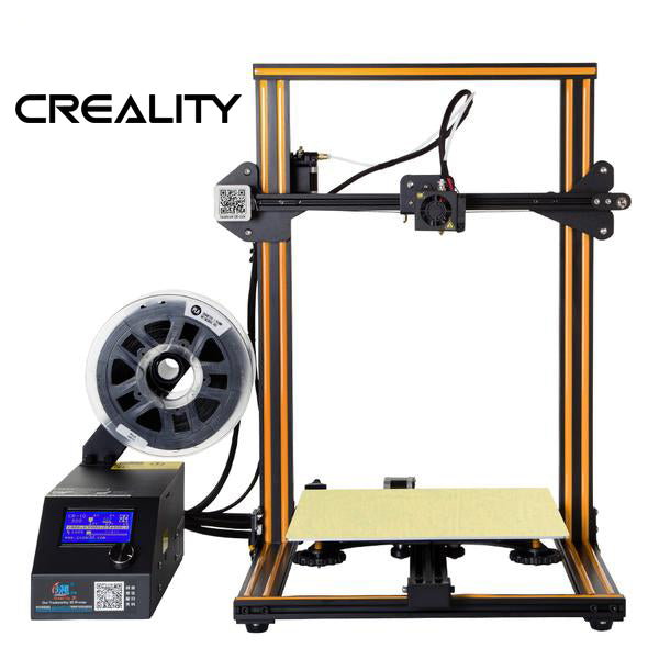 2019 CREALITY CR-10 3D PRINTER - HUGE 300x300x400MM BUILD VOLUME!!!