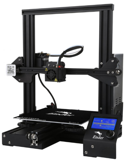 CREALITY 3D ENDER 3 3D PRINTER KIT - V SLOT