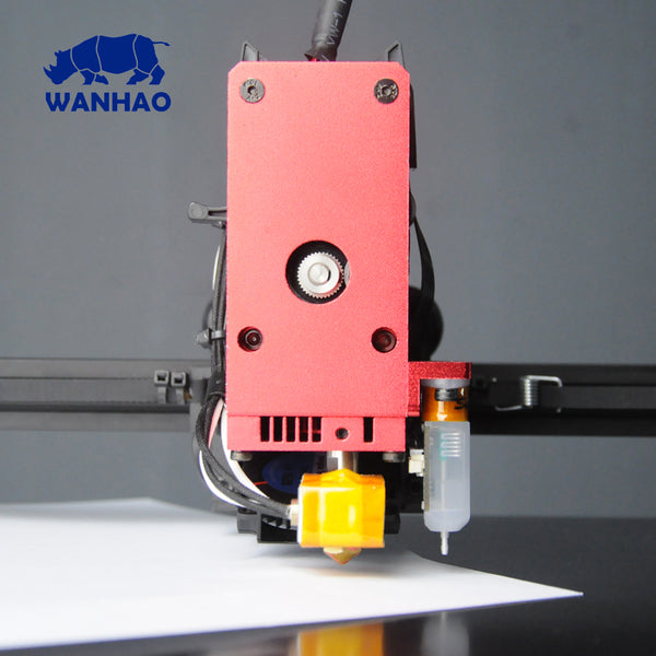 2019 WANHAO DUPLICATOR 9 (400) MKII 3D PRINTER - BL TOUCH SENSOR, FULL METAL HOTEND, TOUCH SCREEN CONTROL, AUTO RESUME