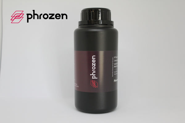 Phrozen Rock-Black Stiff Resin 500ml