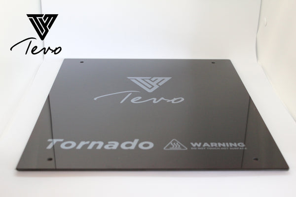 Tevo Tornado Glass Bed