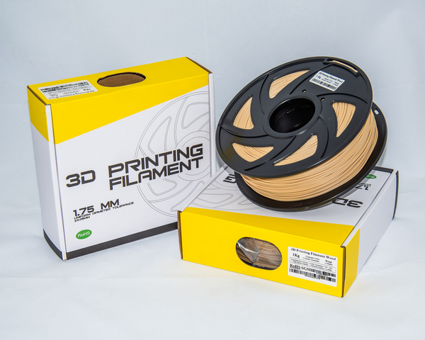 FORGE PRO WOOD 3D PRINTING FILAMENT 1KG