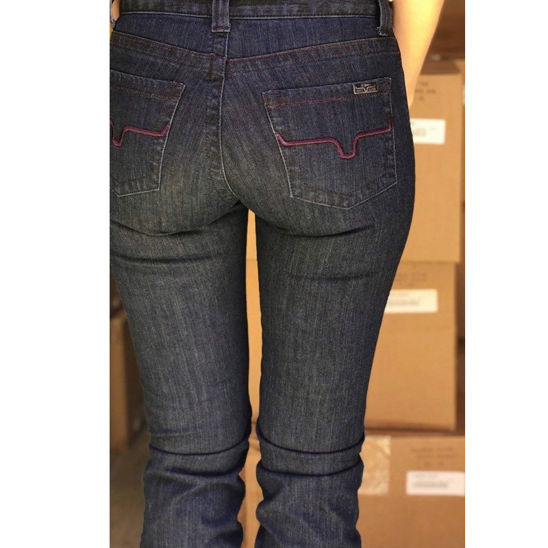 Kimes Ranch Jeans - Special Edition Boysenberry Betty  [Only Size 0/32, 4/36 & 14/34 LEFT] 30% OFF [NO Refunds/Exchanges]