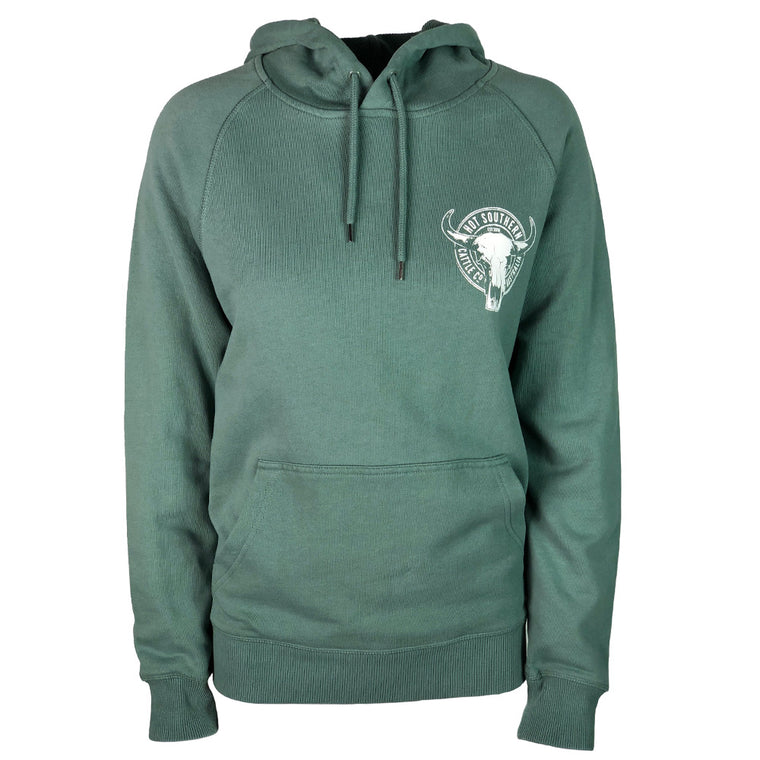 Hot Southern Cattle Co Sage Premium Hoodie - Unisex Fit