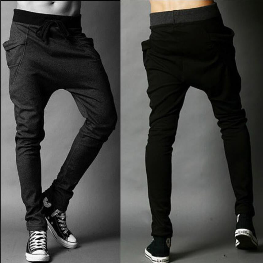 Men's Slim Fit Harem Pants
