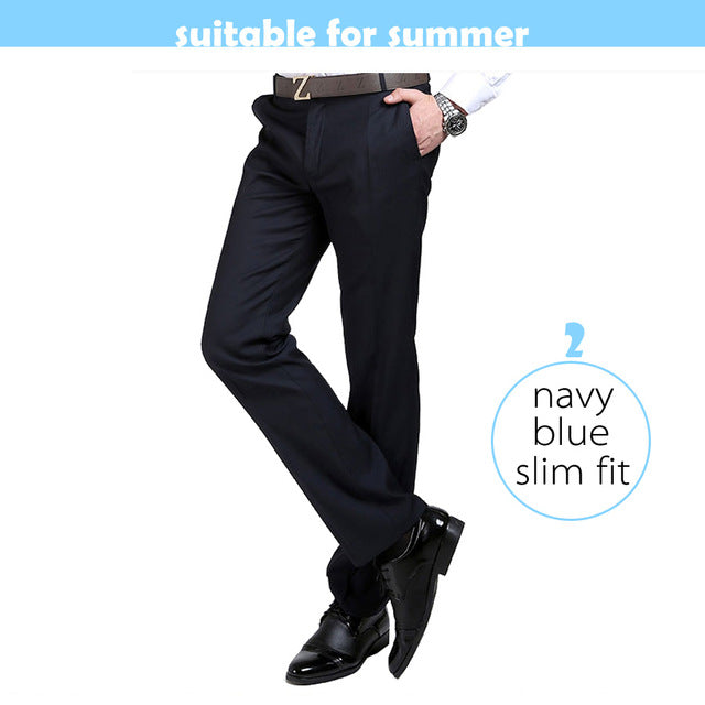 Men's Formal Dress Pants