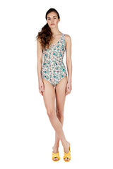 PRINTED BODYSUIT