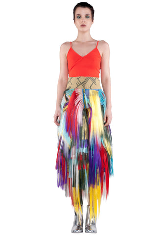 BOLD FULL LENGTH SKIRT