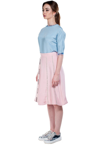 Krasimira-Stoyneva-beaded-silk-pink-skirt