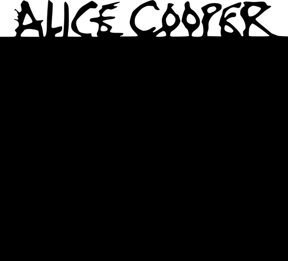 450 mm Alice Cooper Blackboard