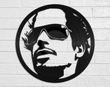 Chris Cornell Vinyl Record Art Vinyl Revamp - Vinyl Record Art