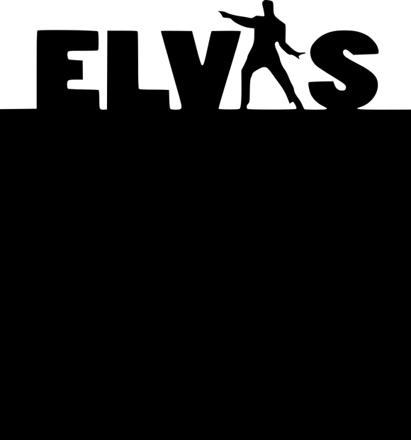 450 mm Elvis Blackboard