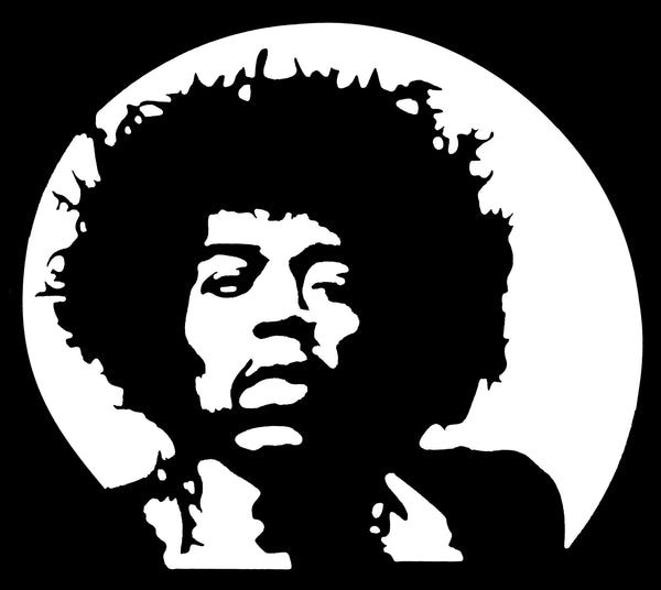 Jimi Hendrix 3 - Voodoo Child