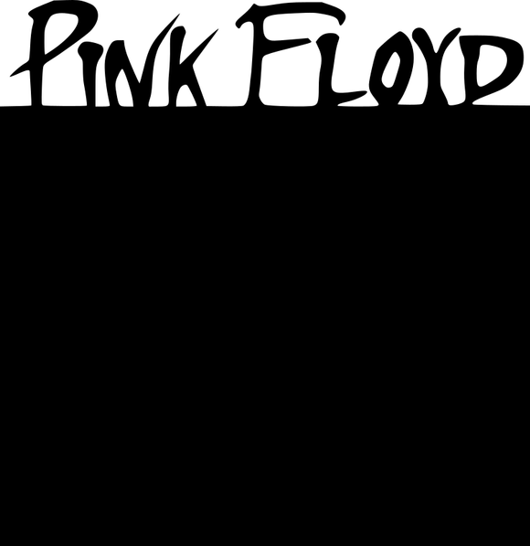 450 mm Pink Floyd Blackboard
