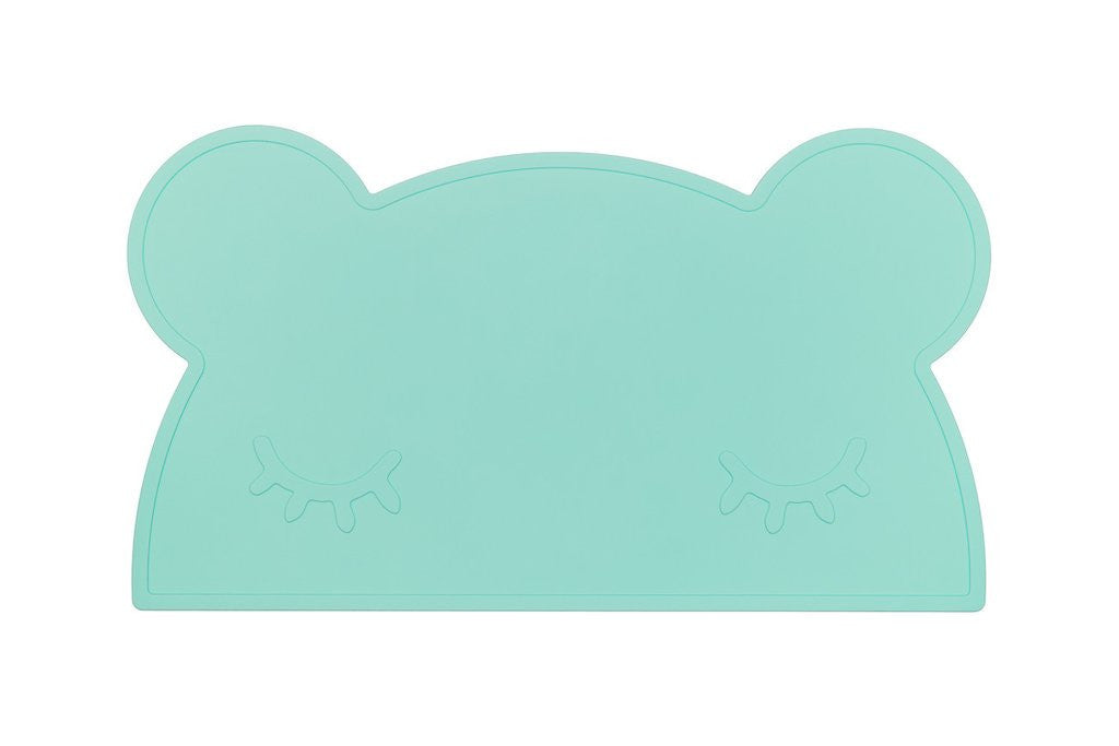 We Might Be Tiny Bear Placie silicone placemat