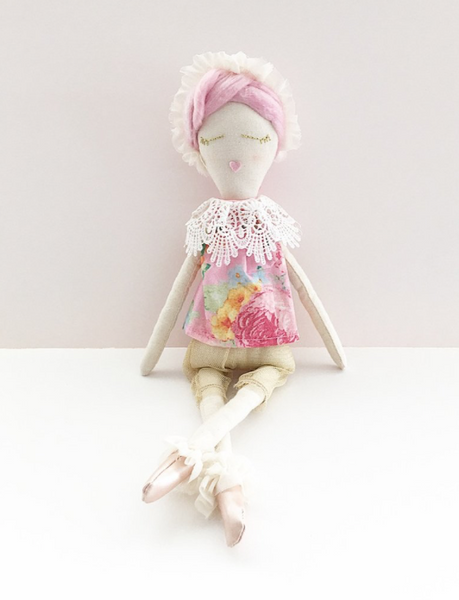Clementine Doll by Gold Frankincense & Myrrh GFM doll