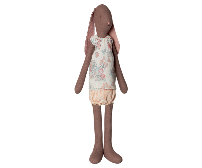 Maileg Bunny Brown maxi girl doll toy