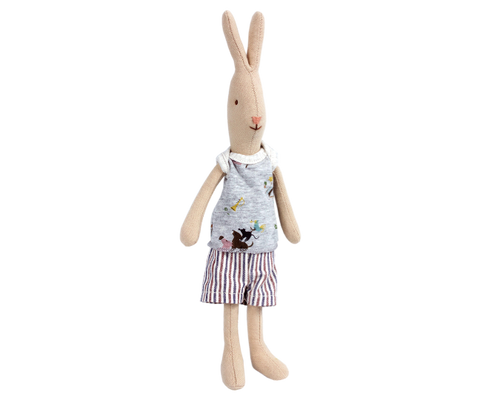 Maileg Rabbit mini boy doll toy