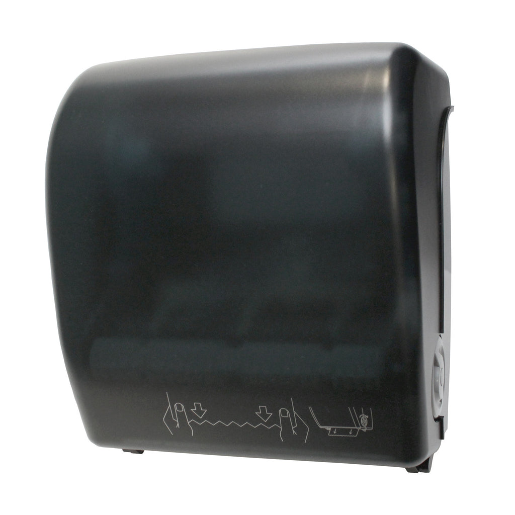 Auto-Cut Paper Roll Towel Dispenser