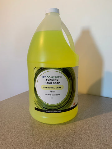 Concept Foaming Hand Soap - 4L