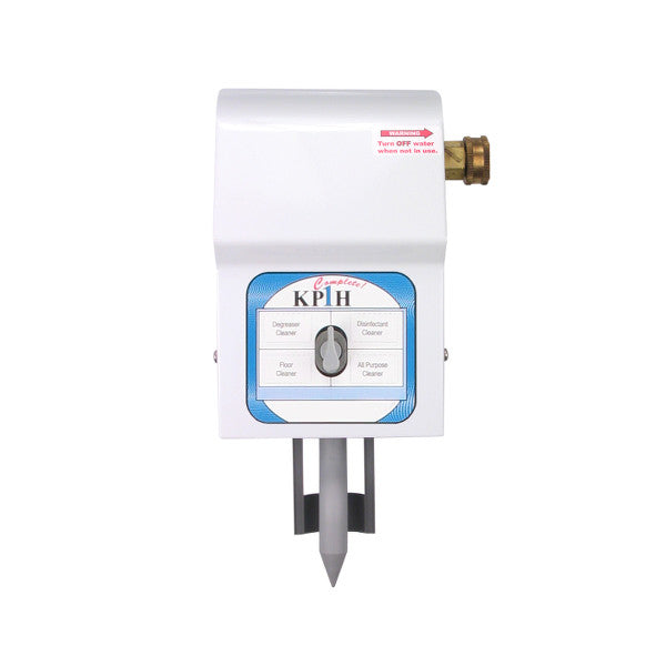 Complete 4-Product Dial Fill Station