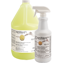 4L Sanitol Saniblend RTU - Disinfectant and Sanitizer