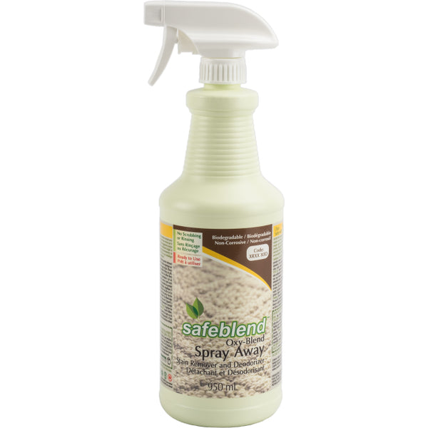 Safeblend Oxy Blend Carpet Cleaner