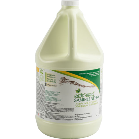 Safeblend Saniblend 66 Disinfectant Cleaner