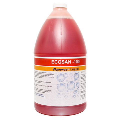Ecosan Warewash Sanitizer 4l